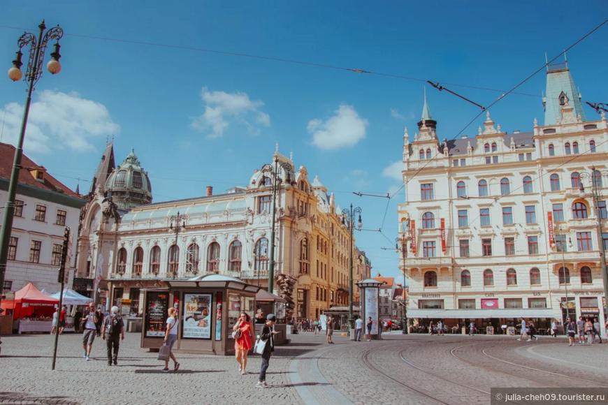Прага как стимул вдохновляться искусством