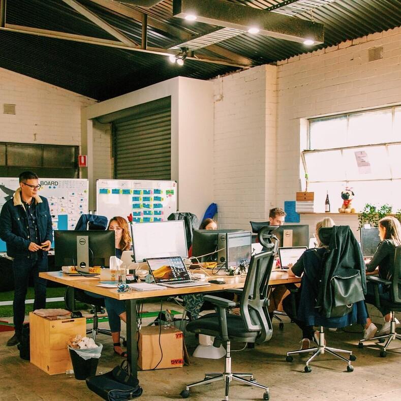 Офис Studiohawk