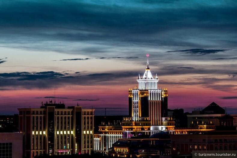 Выходные в России. Зов Торамы едем в удивительный Саранск