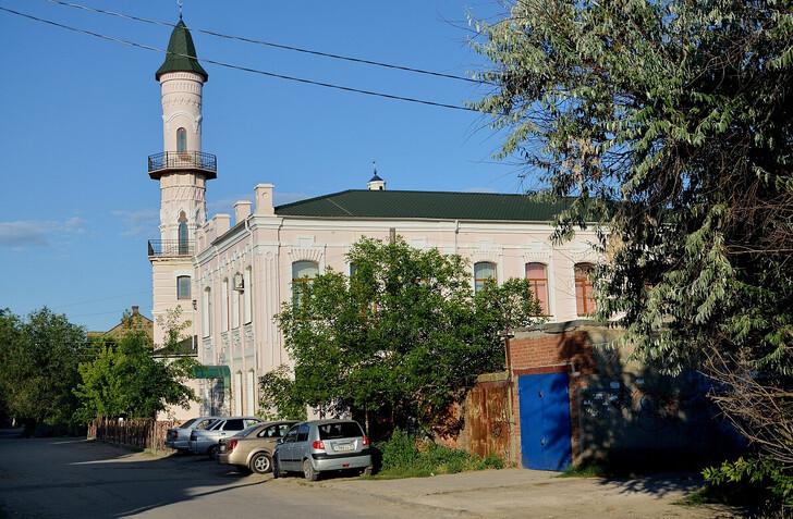 Черная мечеть