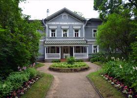 Дом Чайковского в Клину