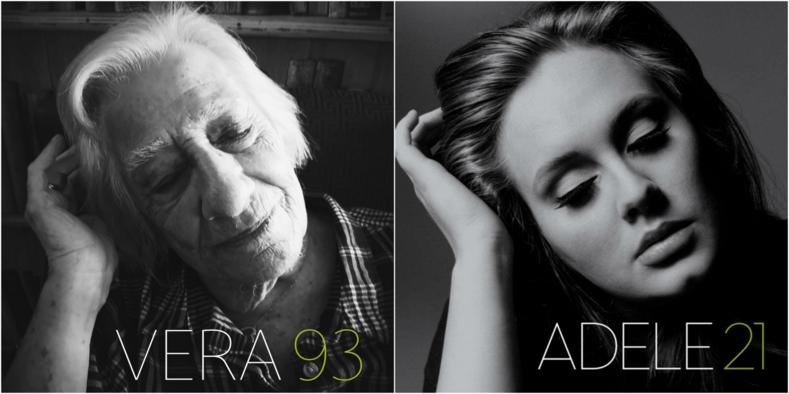 Пенсионеры из дома престарелых скосплеили обложки культовых музыкальных альбомов то чувство, когда ты стал таким же знаменитым, как Дэвид Боуи