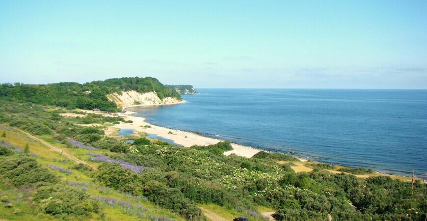 Пляж Филинской бухты