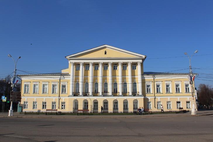 Дом Борщова
