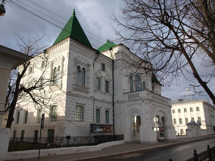 Музей Романовых