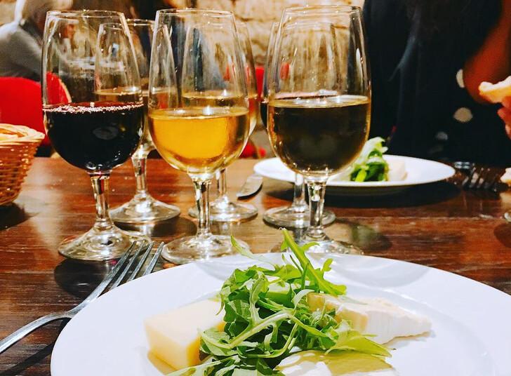 Винная дегустация в Музее вина