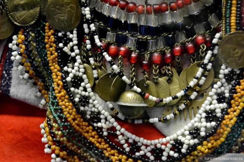 Одежда, как способ преподнести себя миру ювелирное искусство мордвы