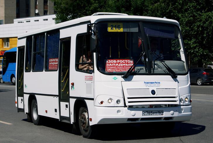 Автобус Ростов-на-Дону — Азов