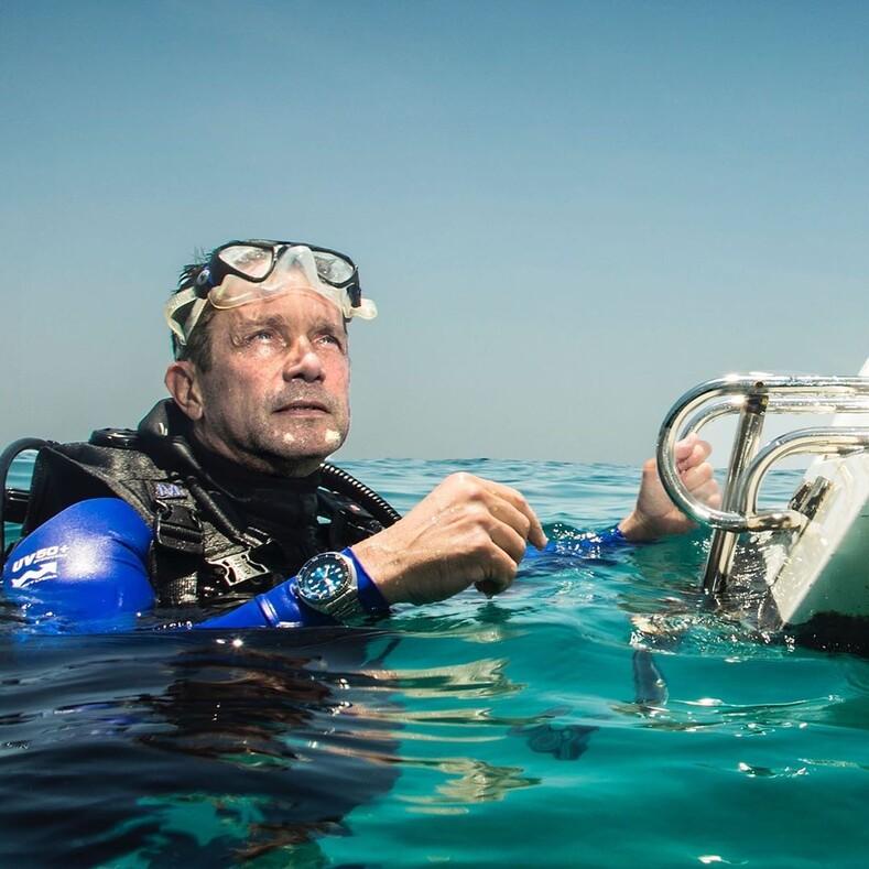 МКС на дне Карибского моря: внук Жака-Ива Кусто построит самую большую подводную станцию