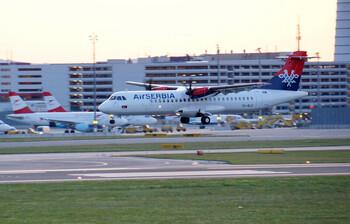 Air Serbia отложила начало полётов в Москву из Белграда