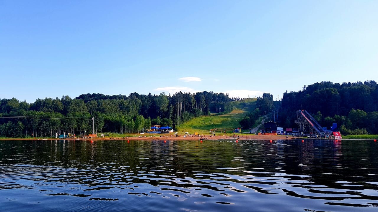рыбалка 3 озеро