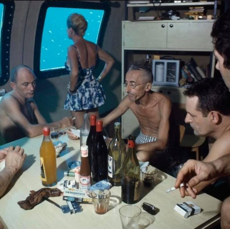 МКС на дне Карибского моря внук Жака-Ива Кусто построит самую большую подводную станцию