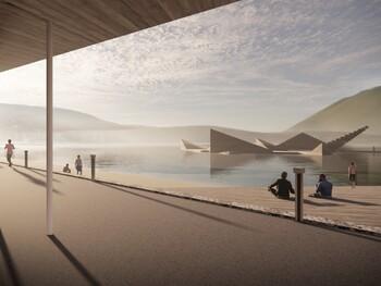 В Норвегии появится плавучий SPA-комплекс