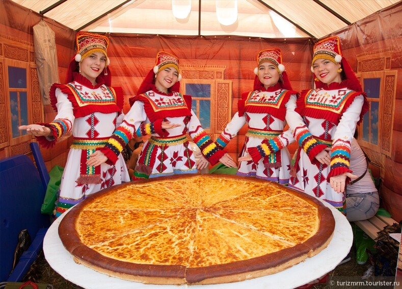Лето в Мордовии: топ самых вкусных летних фестивалей и праздников, которые стоит посетить каждому