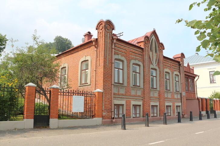 Особняк Новожилова