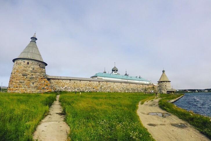 Соловецкий музей-заповедник