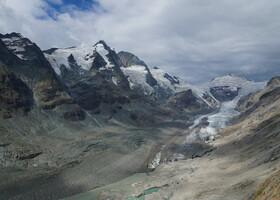 Großglockner, наивысшая вершина Австрии. Посетили высокогорную дорогу в 2016 г.