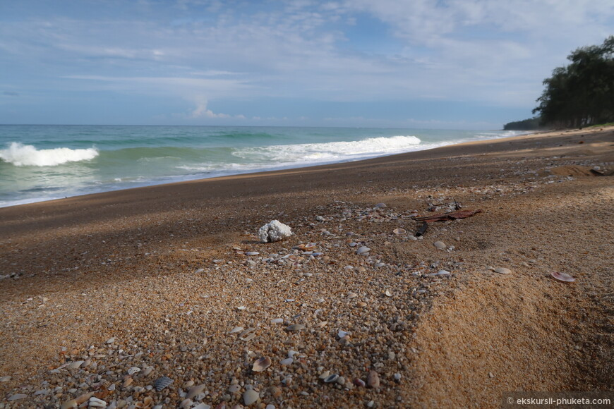 Пляж Сай Кео