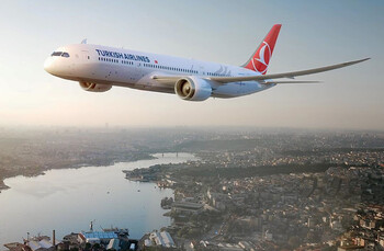 Turkish Airlines со 2 августа полетит из Петербурга в Турцию