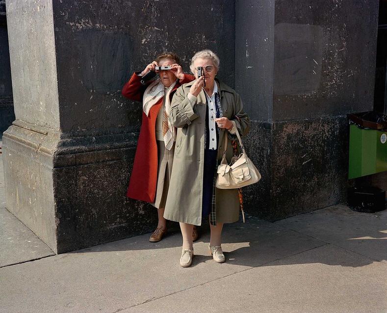 Солнечная и яркая Италия 80-х на фото какими были люди, улицы и отдых в этой стране 40 лет назад