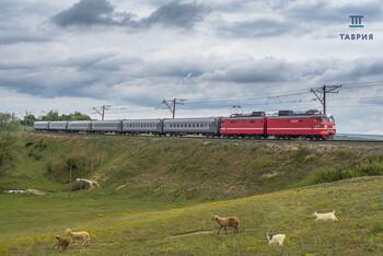 Поезда свяжут Симферополь с Адлером и Ростовом-на-Дону