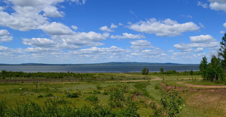 Озеро Шакша (Шакшинское)