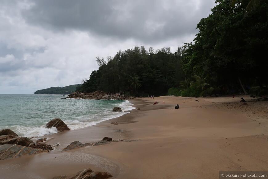 Пляж Банана