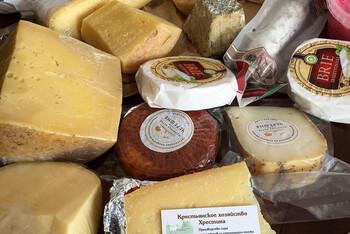 Сырный фестиваль в Истре состоится в конце августа
