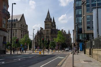 В Манчестере вновь введён карантин