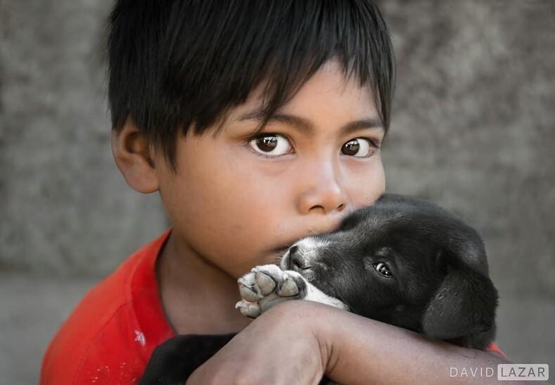 Мир в портретах людей: подборка снимков фотографа-путешественника Девида Лазара