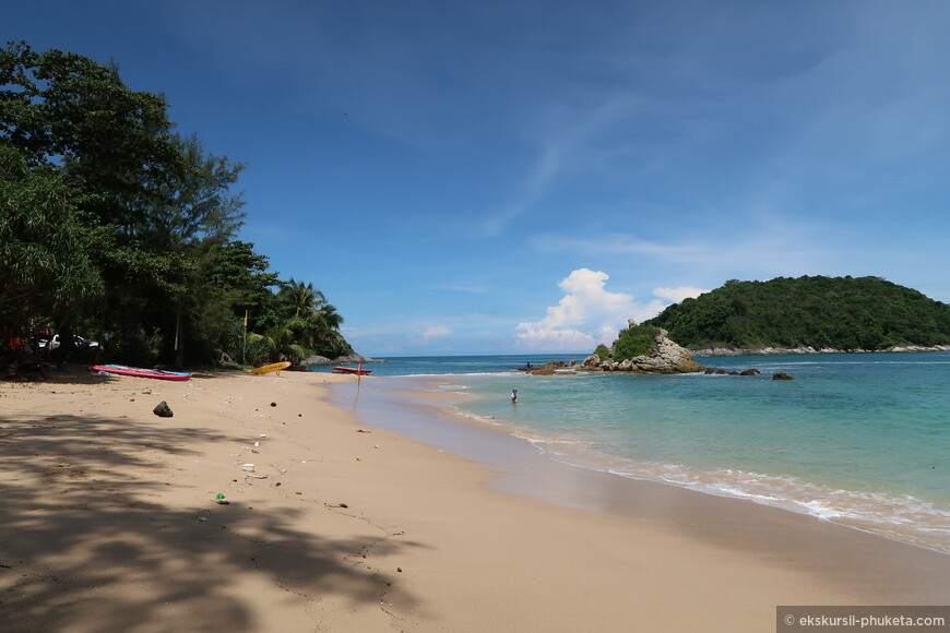 Пляж Януи