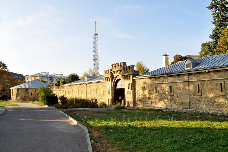 Историко-краеведческий музей «Крепость»