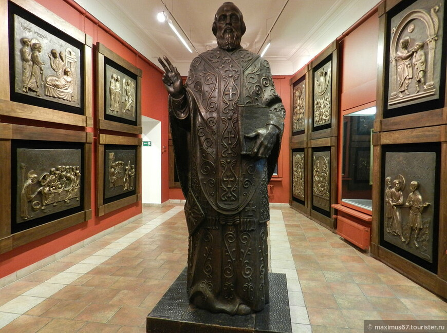 Зураб Церетели и его искусство