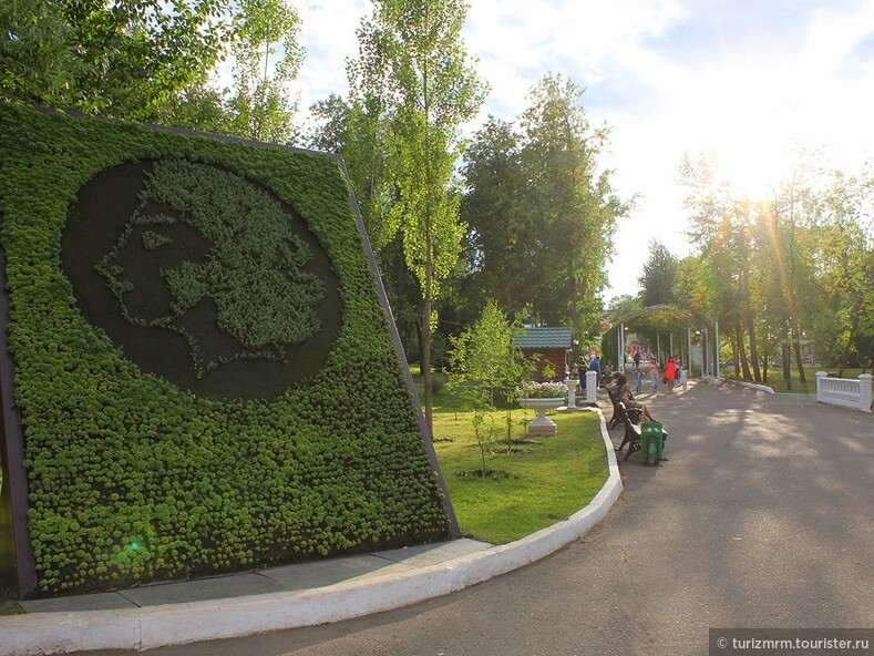 10 фактов о Парке культуры и отдыха им. А.С. Пушкина в Саранке