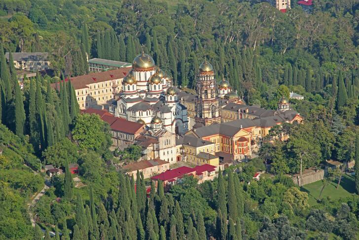Новоафонский мужской монастырь