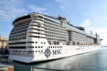 MSC Cruises планирует возобновить круизы до конца лета