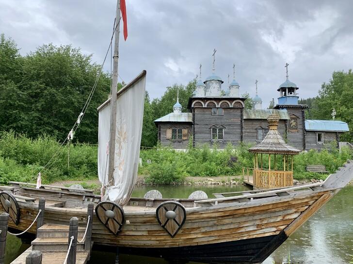 Музей истории реки Чусовой