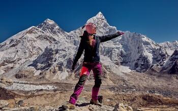 Эверест откроется для туристов в сентябре