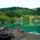 Голубые (Бирюзовые) озера на Сахалине
