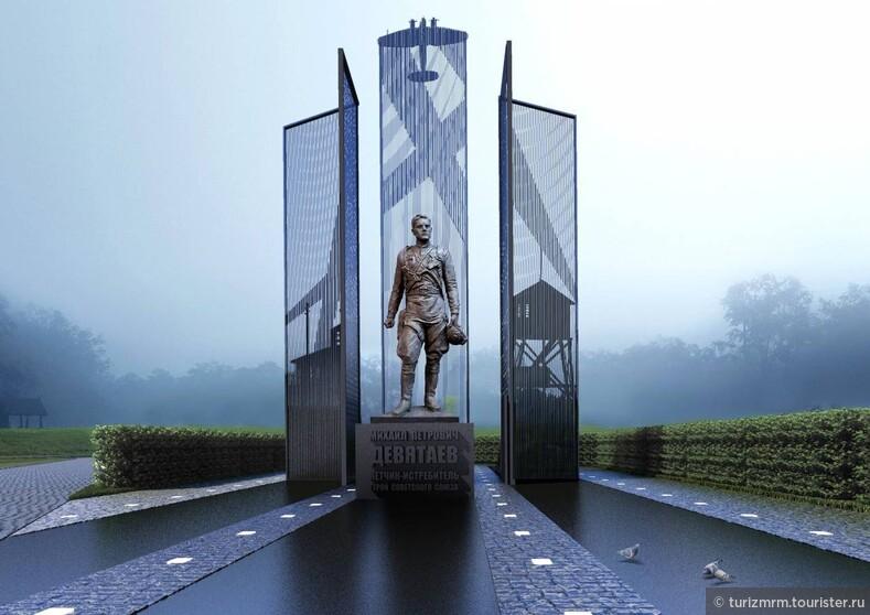 В Торбеевском районе Мордовии установят памятник Герою Советского Союза М.П. Девятаеву