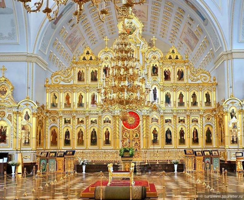 10 фактов о Кафедральном соборе святого праведного воина Феодора Ушакова в Саранске