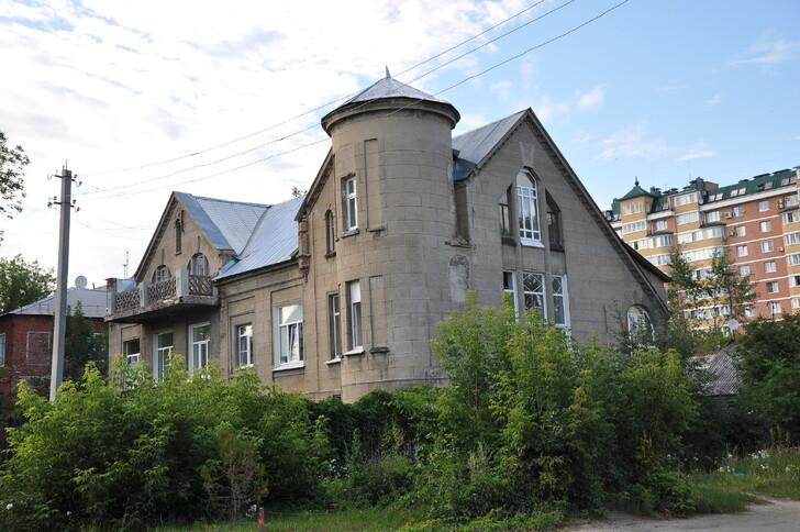 Дом Дюрингера