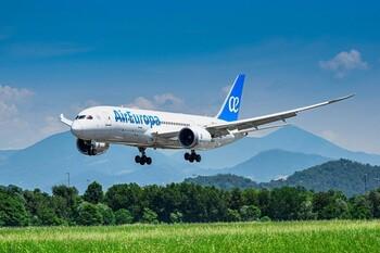 В Испании экстренно посадили самолёт из-за отказа пассажира надеть маску
