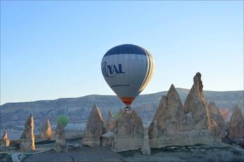 Полёты на воздушных шарах в Каппадокии возобновятся с 1 октября