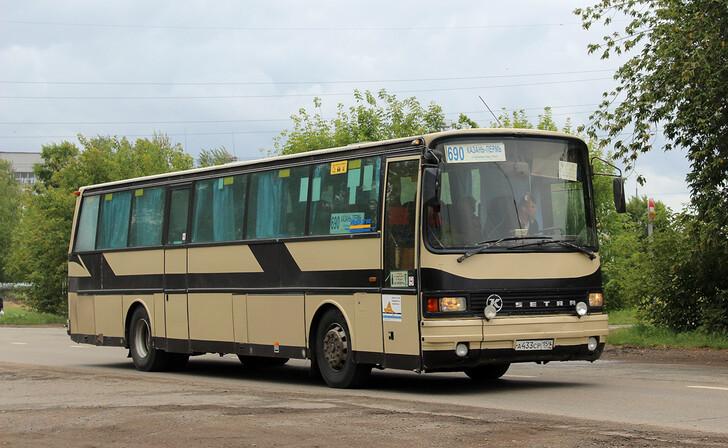 Автобус Казань — Ижевск