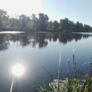 Круглое озеро в Воронеже