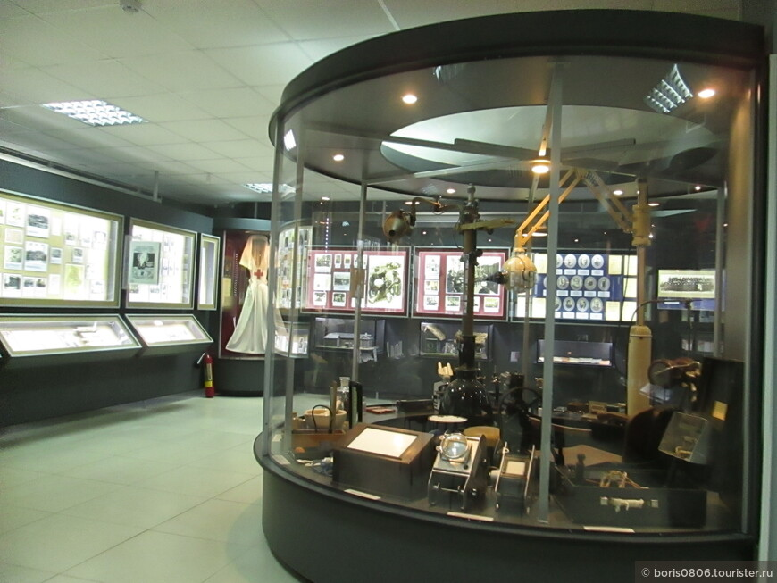 Редкий для Беларуси музей медицины
