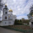 Борисоглебский мужской монастырь в Дмитрове