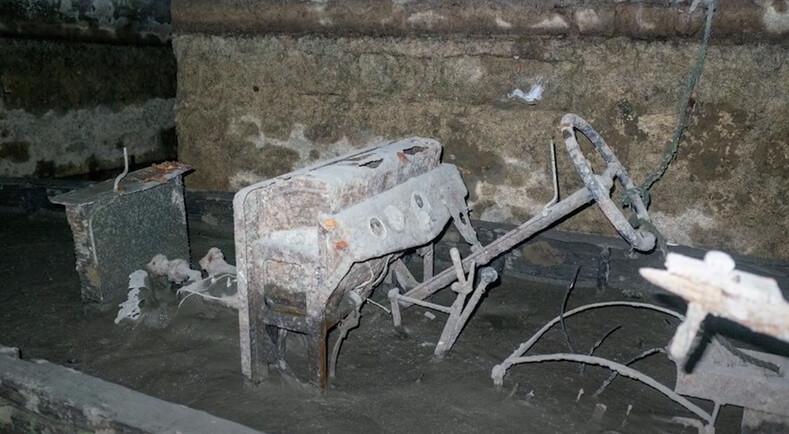 Секретное подземелье рода Мальборо, о котором никто ничего не знал почти 200 лет: рабочие случайно наткнулись на тайный проход под землю