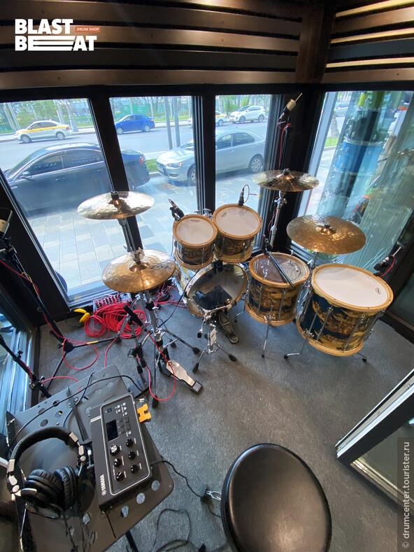 В Москве открылся первый в России многофункциональный барабанный центр